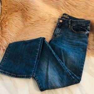 ✨2 for $25 American Rag flare denim pants jeans